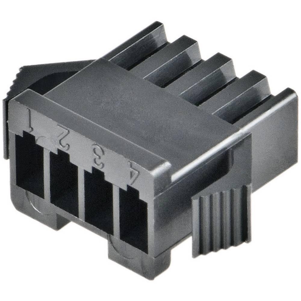 Tilslutningskabinet-kabel SM Samlet antal poler 5 JST SMP-05V-BC Rastermål: 2.50 mm 1 stk