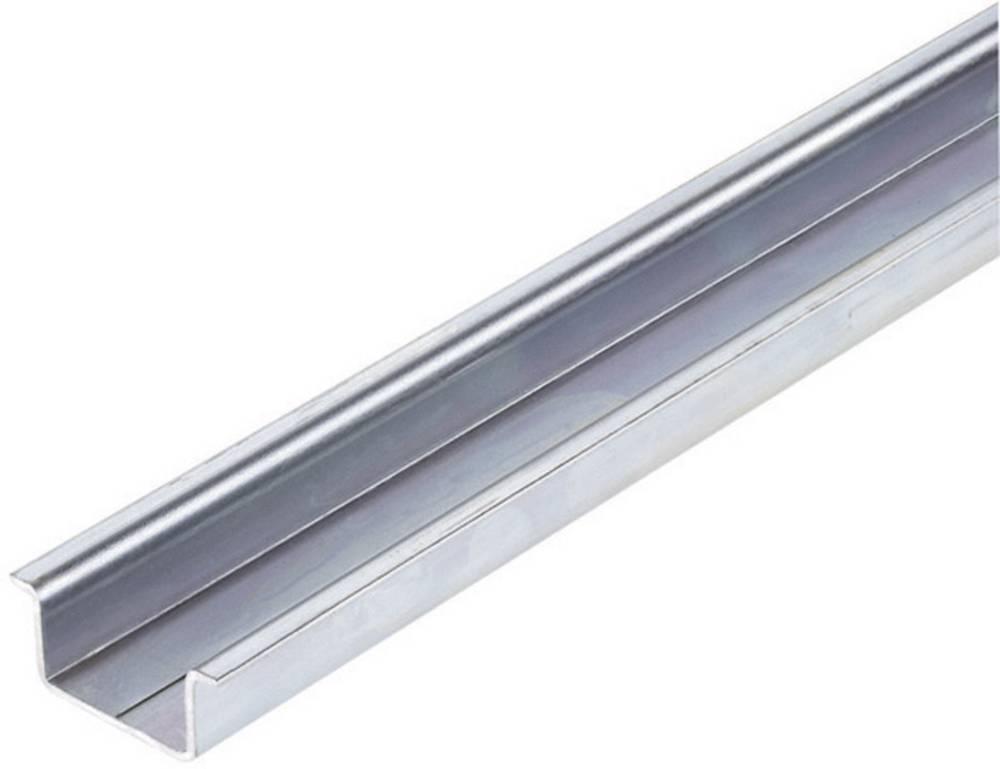 jernbane TS 35X15/2.3 2M/ST/ZN 0498000000 Weidmüller 1 stk