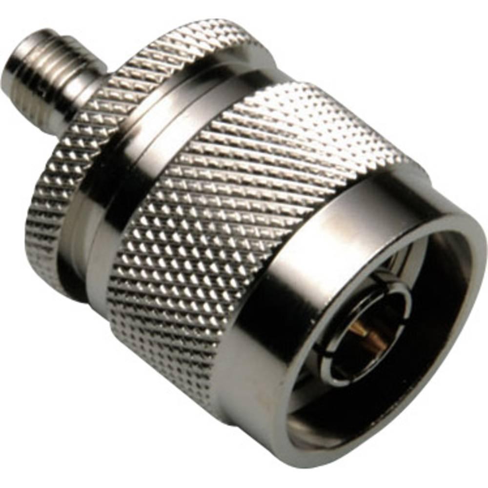 N-adapter N-stik - SMA-reverse-tilslutning BKL Electronic 0419109 1 stk