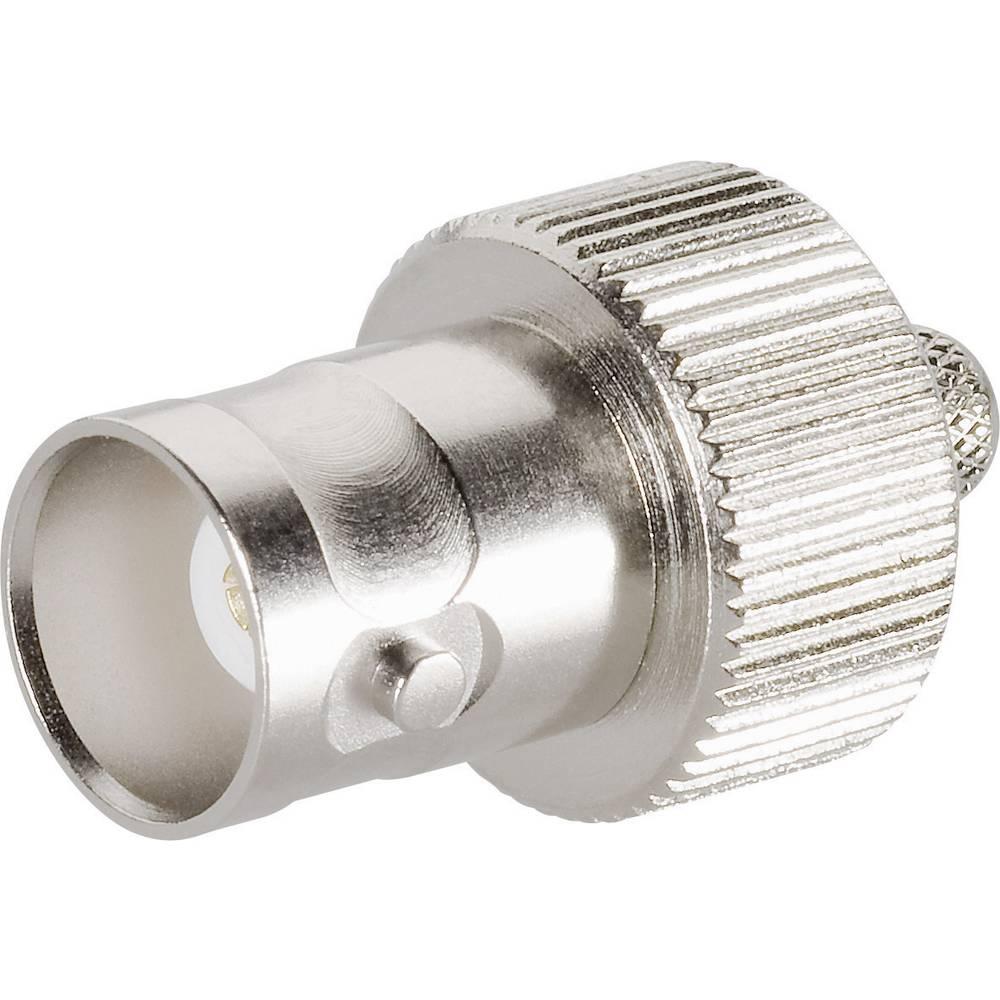 BNC-stikforbindelse Telegärtner J01001A1265 50 Ohm Tilslutning, lige 1 stk