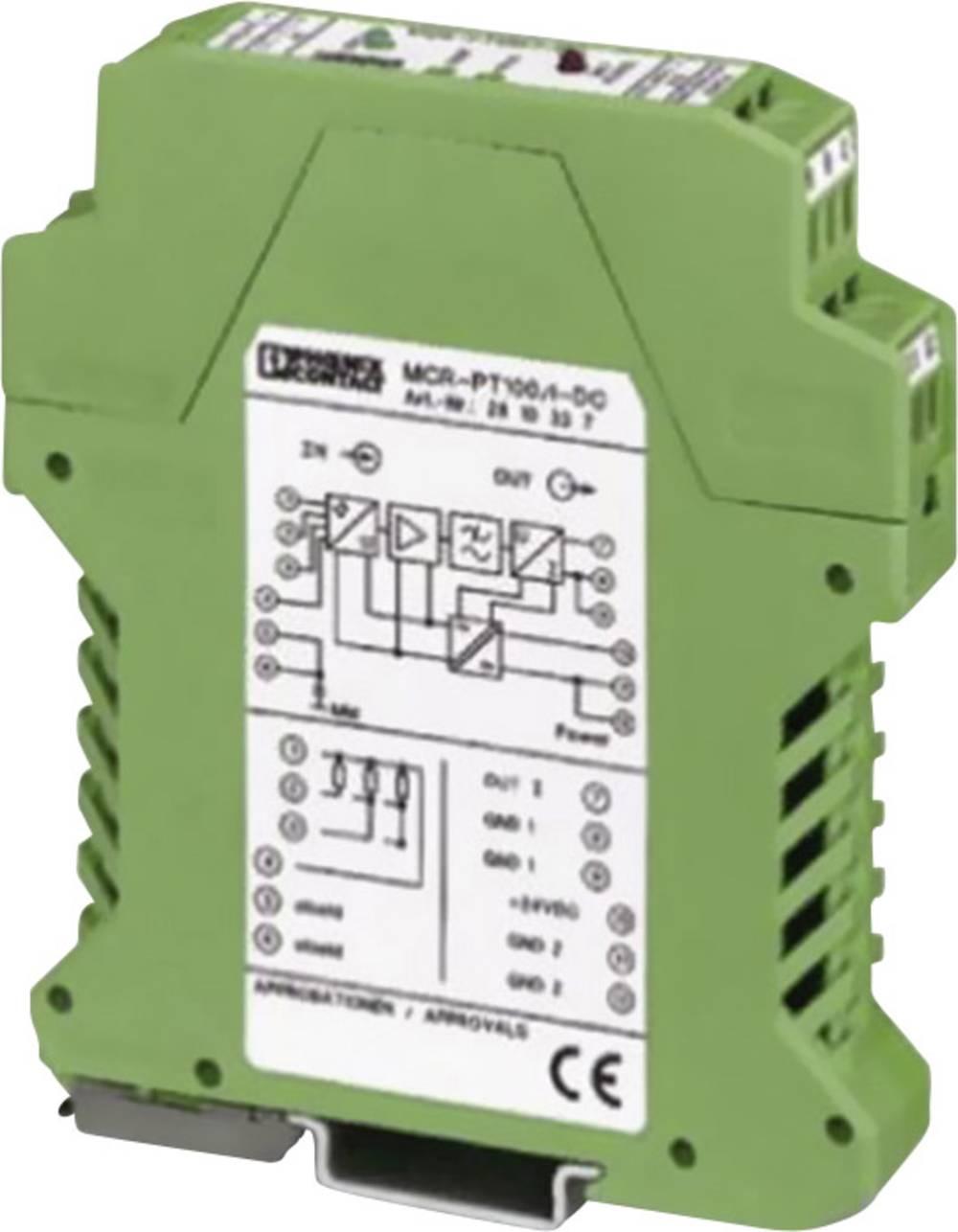 Phoenix Contact MCR-S-1/5-UI-DCI-NC mjerni pretvarač strujedo 11 A 2814715