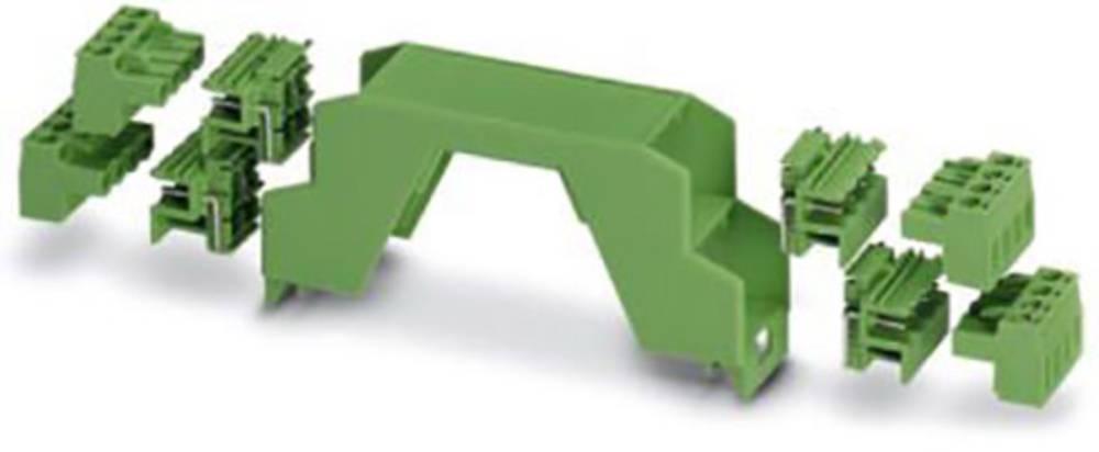 DIN-skinnekabinet overdel Phoenix Contact ME 22,5 OT-MSTBO SET 99 x 22.5 Polyamid Grøn 1 stk