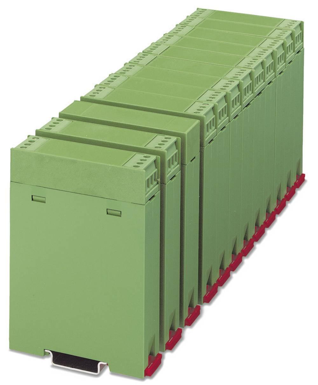 Kućište za DIN-letvu, donji dio 22.5 x 75 x 107.5 ABS zelene boje Phoenix Contact EG 22,5-G/ABS GN 1 kom.