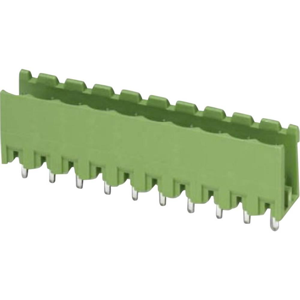 Pinsko ohišje za tiskano vezje MSTBV skupno št. polov: 10 Phoenix Contact 1753592 raster: 5 mm 1 kos