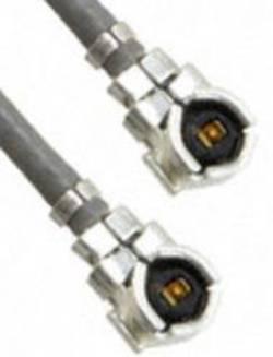 Hirose U.FL adapter Hirose U.FL stik - Hirose U.FL stik Hirose Electronic U.FL-2LP-068N1T-A-(300) 30 cm 1 stk