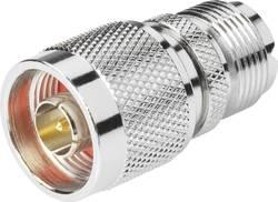 N-adapter N-stik - UHF-tilslutning BKL Electronic 404042 1 stk
