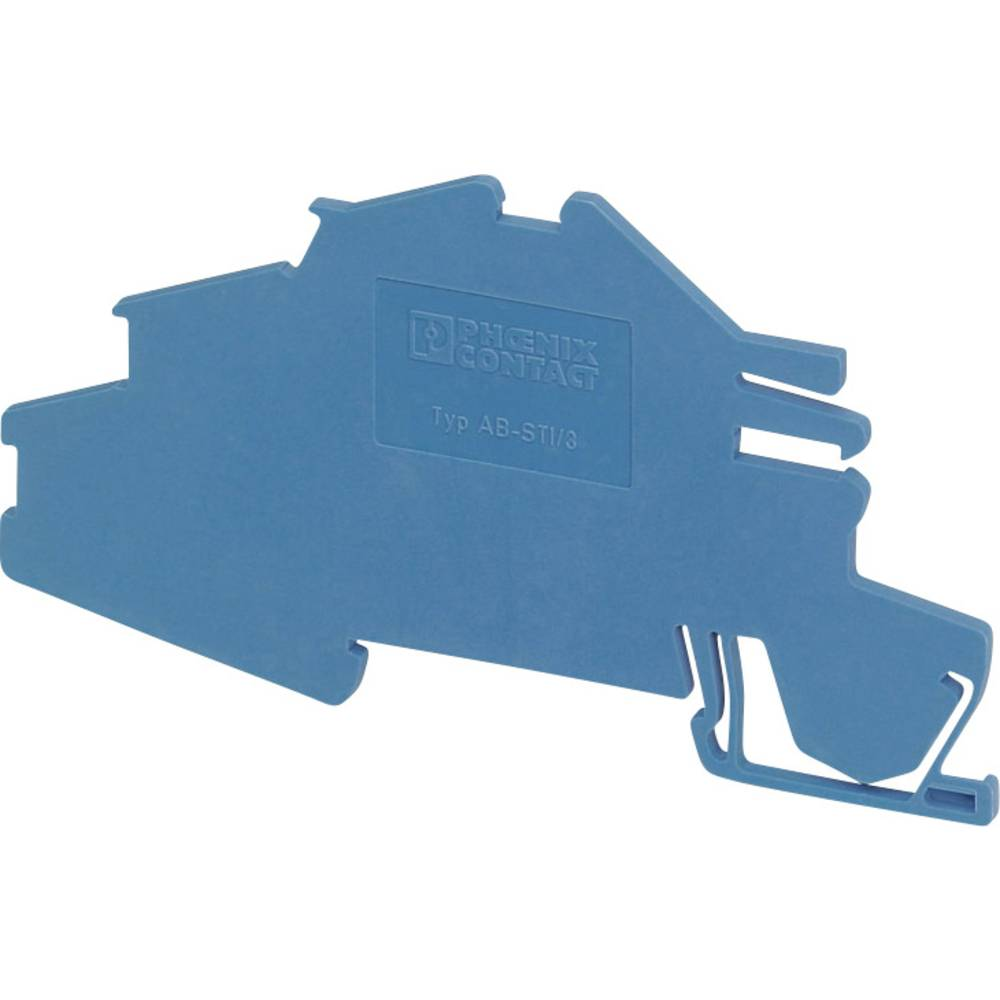Phoenix Contact 3030831 Base Bracket Compatible with: 2.5-PE/L/N STI, STI 2.5-PE/L/NT; 2.5-PE/L/L STI, STI 2.5-L / L, STI 2.5-L