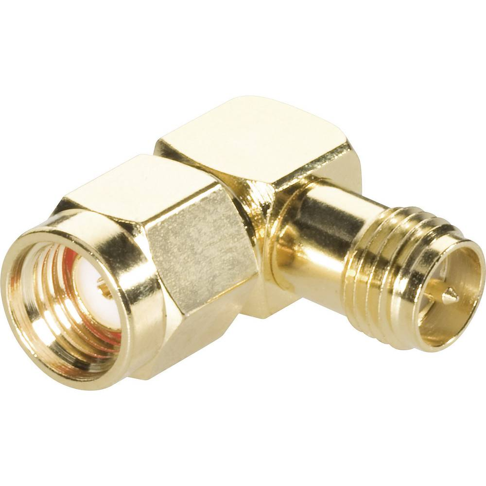 SMA-reverse-adapter SMA-reverse-stik - SMA-reverse-tilslutning BKL Electronic 0419106 1 stk