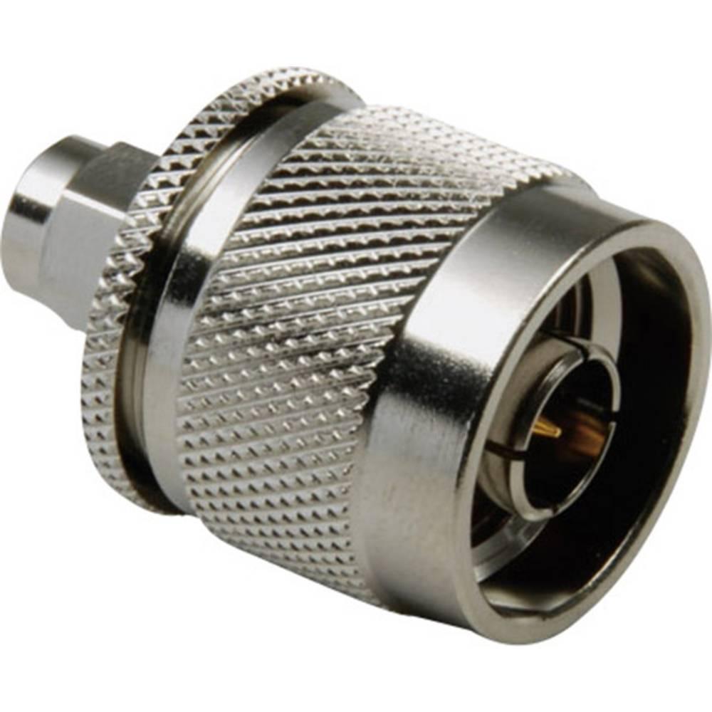 HF-adapter reverzni moški konektor SMA na moški konektor N 419107 BKL Electronic