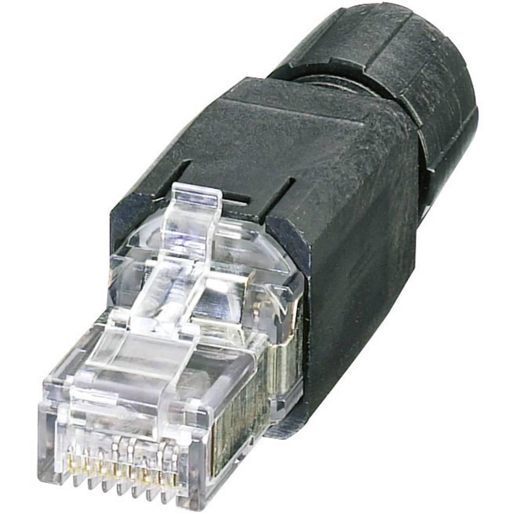 Phoenix Contact 1417401 VS-08-RJ45-5-Q/IP20 RJ45-Plug Connector IP20 ...