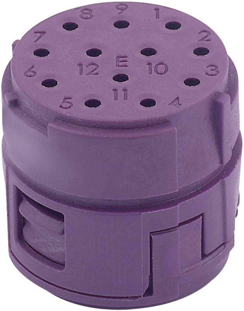 LappKabel 73002720 M23 12E EPIC CIRCON M23 Pin Insert 7 A
