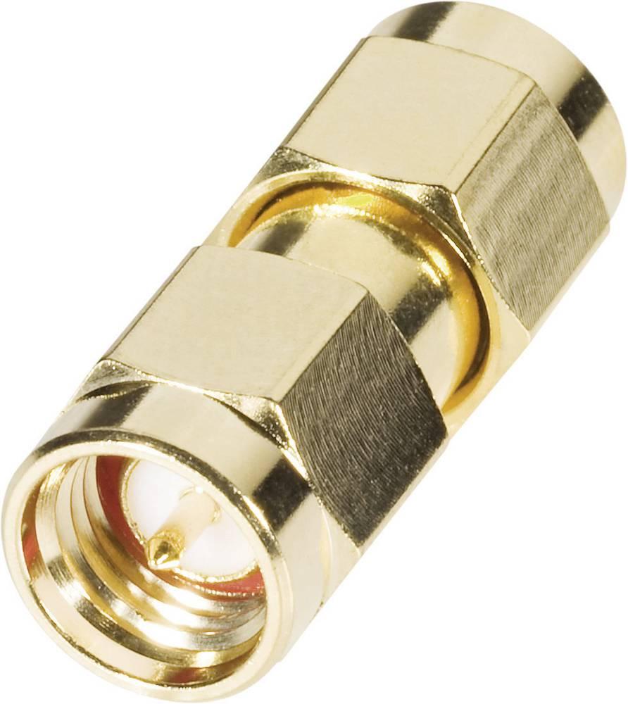 Visokofrekvenčni adapter BKL Electronic 419114, SMA reverznimoški kon. na SMA moški k.