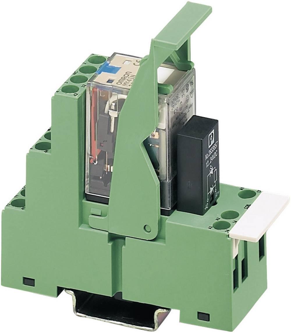 Relejni modul 1 kom. Phoenix Contact PR2-RSC3-LV-230AC/4X21AU nazivni napon: 230 V/AC uklopna struja (maks.): 5 A 4 preklopni