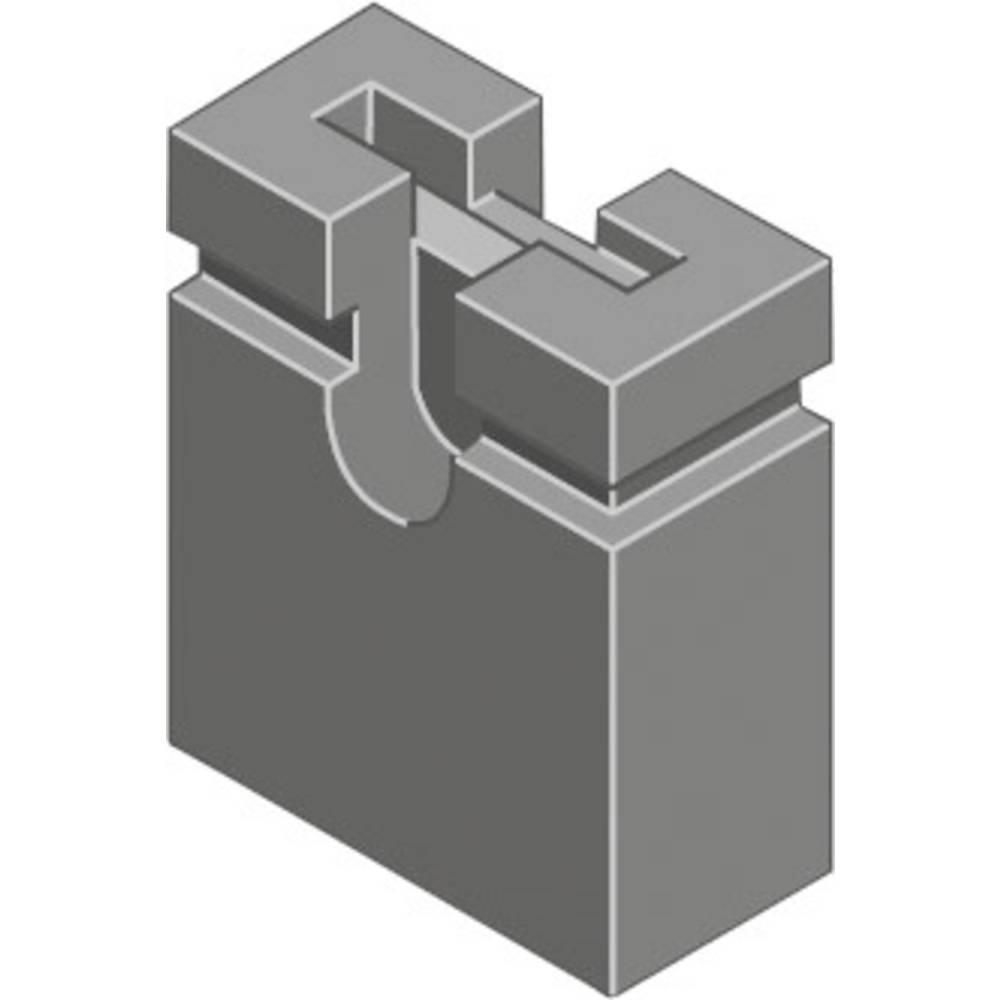 Kortslutningsbro Rastermål: 2.54 mm Poltal hver række:2 MPE Garry MP-Jump 600GG-00L Indhold: 6000 stk