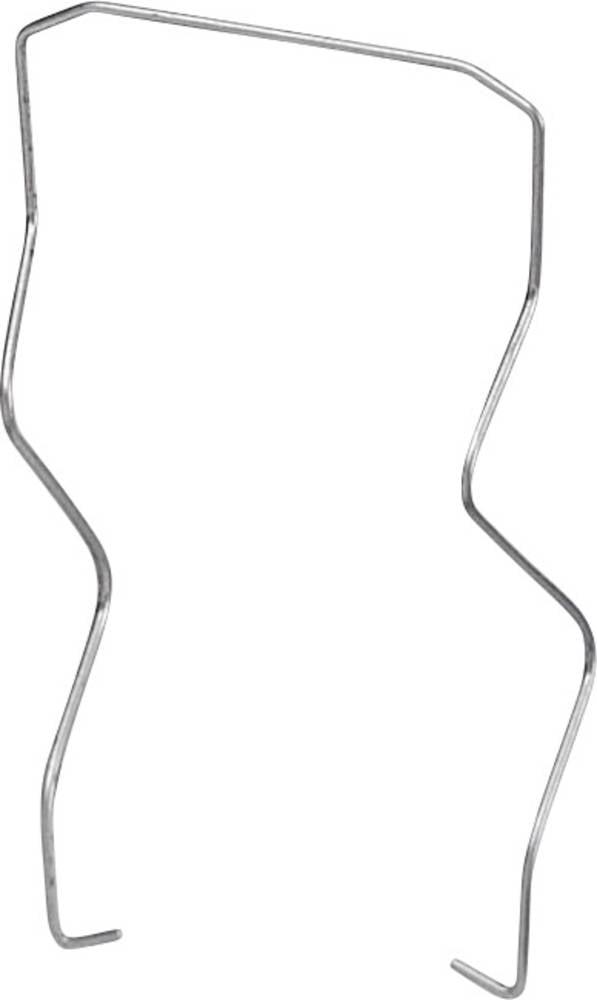 Relay bracket for 52 mm high octal relays. Phoenix Contact EL3M52