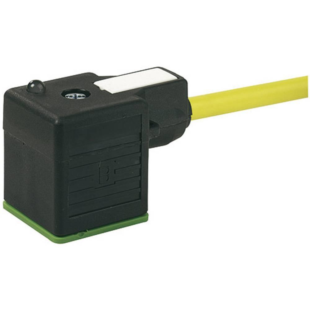 Ventil plug med åbne ender ledninger Murr Elektronik MSUD Sort 1 stk