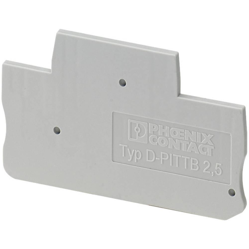 Tilbehør Terminaler PTI D-DTI 4 Phoenix Contact Indhold: 1 stk