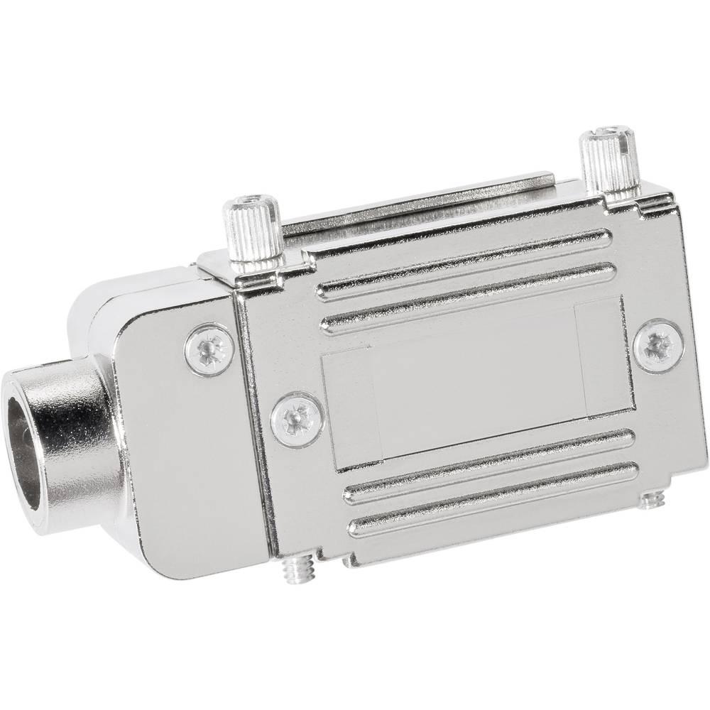 D-SUB adapterski pokrov Provertha 77252M, poli: 25, vsebina:1 kos