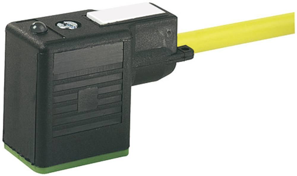 Ventilstik med fri ledningsende Murr Elektronik MSUD 3 Sort 1 stk