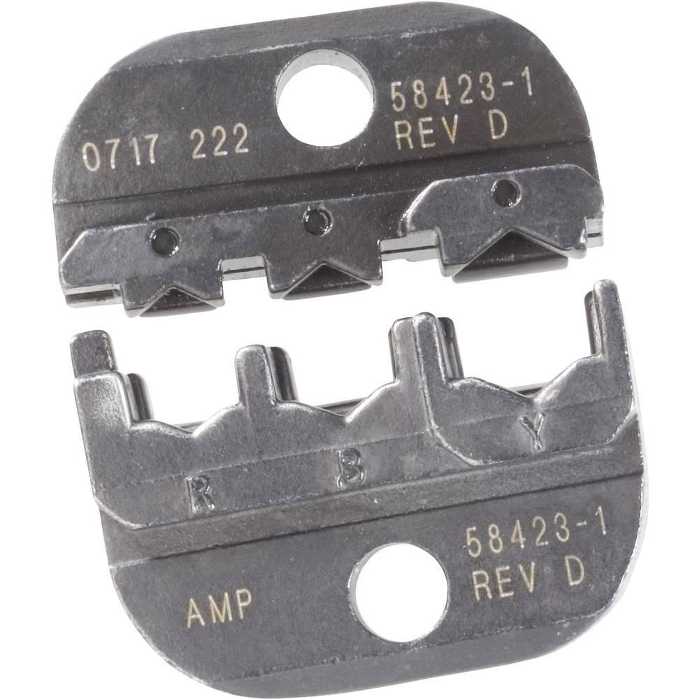 Skabelon til manuelle tænger 539.635 til 1 TE Connectivity 539654-2 1 stk