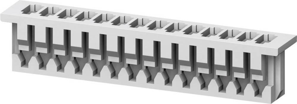 Tilslutningskabinet-kabel BLC Samlet antal poler 9 MPE Garry 425-1-009-X-KS0 Rastermål: 1.25 mm 1000 stk