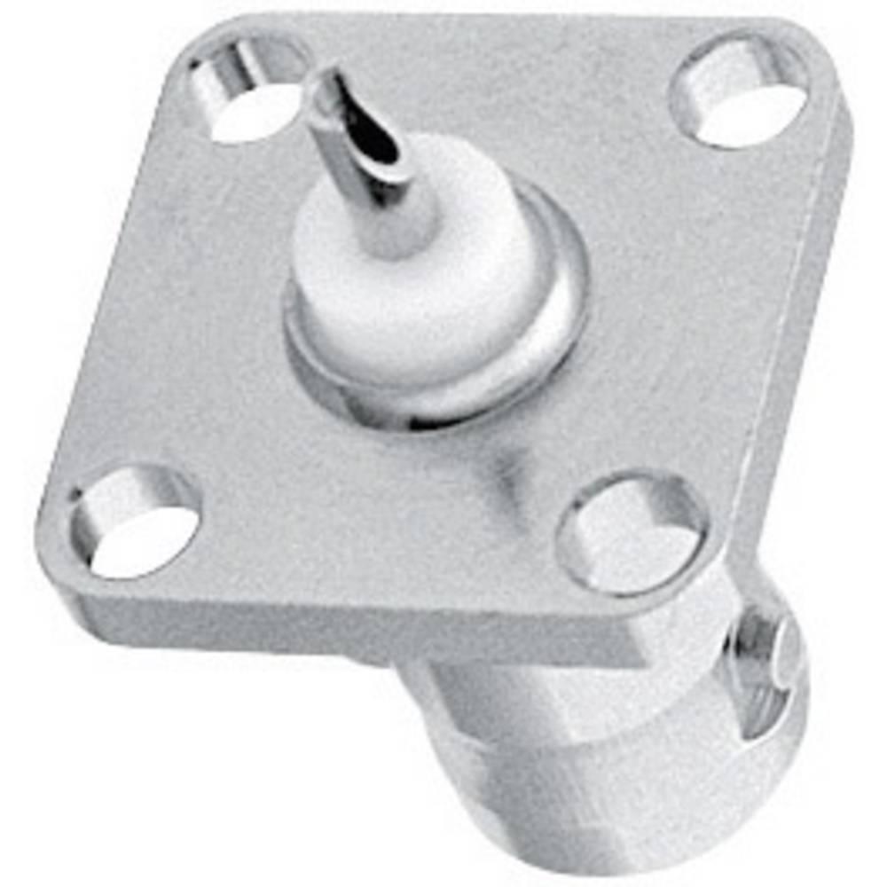 BNC-stikforbindelse Amphenol B6551A1-NT3G-50 50 Ohm Tilslutning, indbygning lodret 1 stk