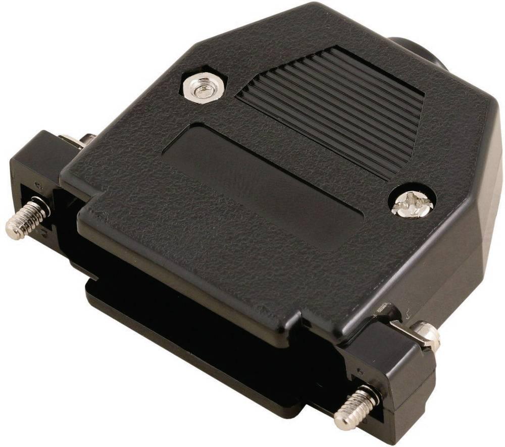 D-SUB ohišje, število polov: 25 iz umetne mase 180 ° črne barve MH Connectors 2360-0102-03 1 kos
