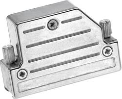 D-SUB-kabinet Provertha 4715DC25001 Poltal 15 45 ° Metal Sølv 1 stk