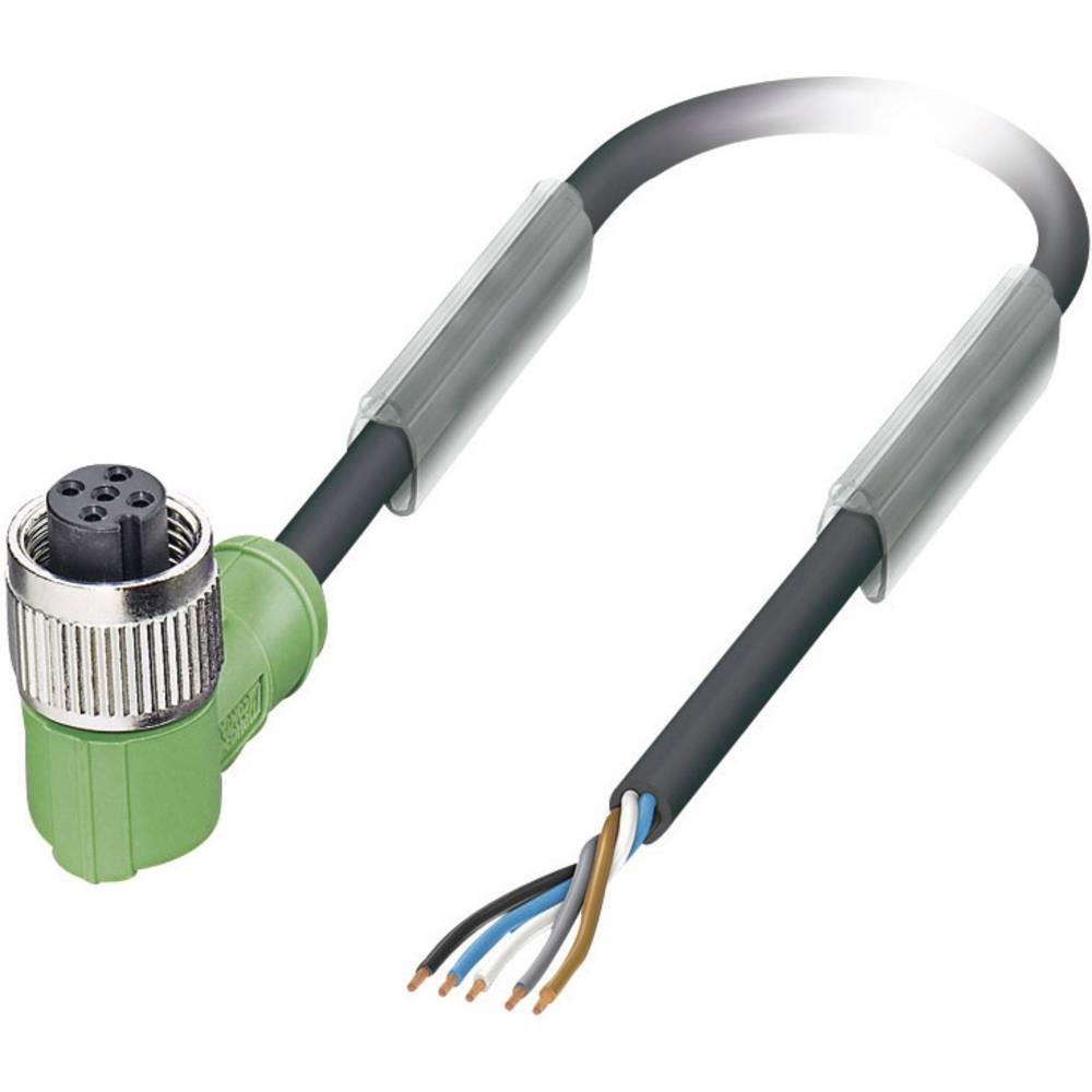 Senzorsko-aktuatorski kabel št.polov: 5 SAC-5P-10,0-PUR/M12FR Phoenix Contact vsebina: 1 kos