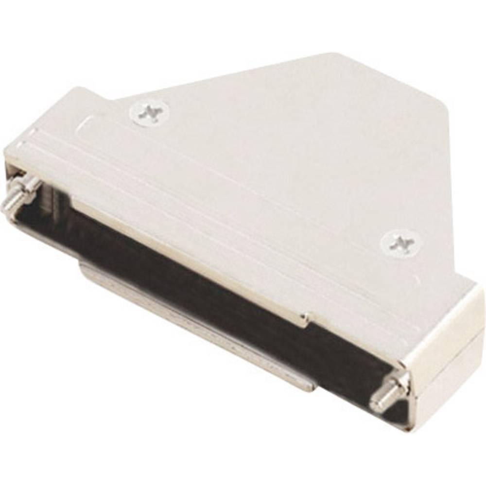 D-SUB Metaliziran plastični pokrov, št. polov: 37 MHTRI-M-37-K Encitech 6550-0100-04 MH Connectors