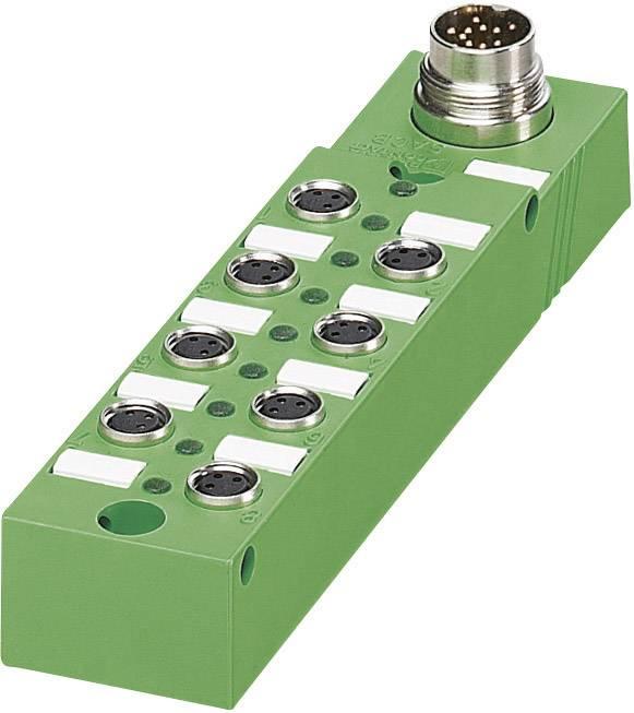 Lumberg asbsm 6//led 3 65346 sensore//aktorbox NEW