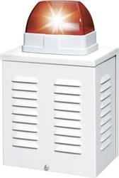 Alarmsirene med blinklys ABUS SG1650 110 dB Rød Indendør, Udendørs 12 V/DC