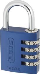 Hængelås ABUS ABVS48807 Blå Kombinationslås 41.5 mm