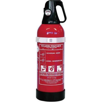 GEV PS2-P 003330 Powder 2 kg Fire class: A, B, C 1 pc(s)