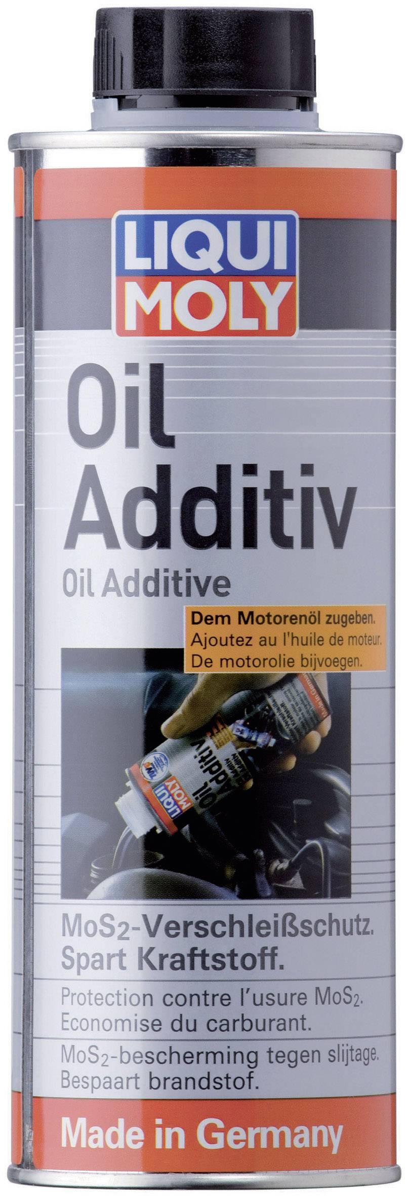 Oil Additive Liqui Moly 1013 500 ml   Conrad com