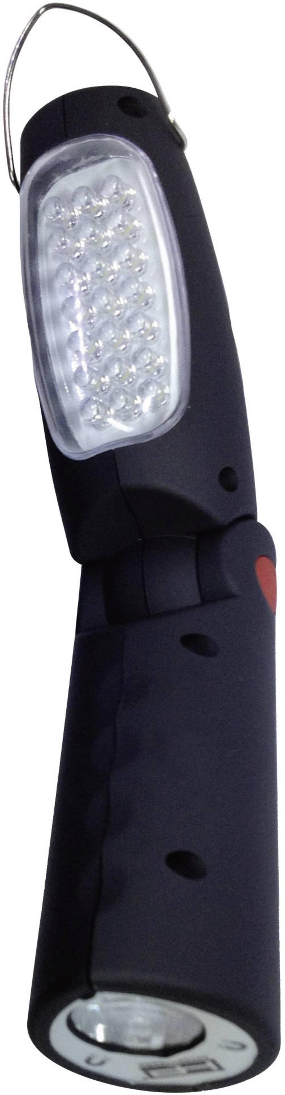 21+5 LED-batteri-arbejdslampe