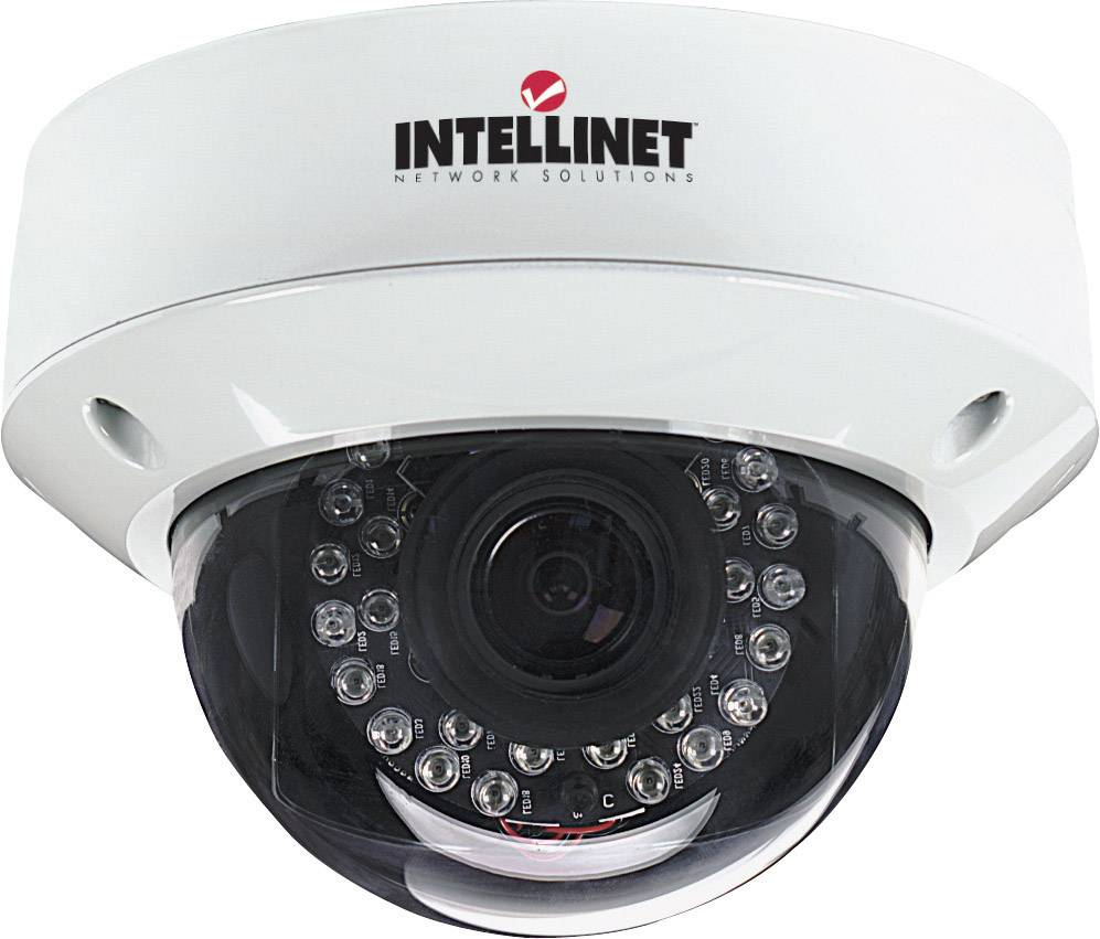 Intellinet IDC-757IR Network Camera XP