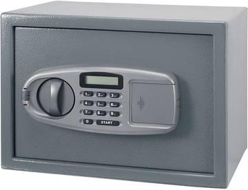 Safe mit elektronischem Zahlenschloss