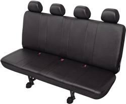 Stolklädsel 5 delar HP Autozubehör 22816 Transporter Konstläder Svart Baksäte (4 st)