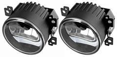 LED maglenke, dnevno svjetlo ( x T) 90 mm x 97 mm OSRAM LEDFOG101 BK 12V/24V 4X1 OSRAM LEDriving® FOG