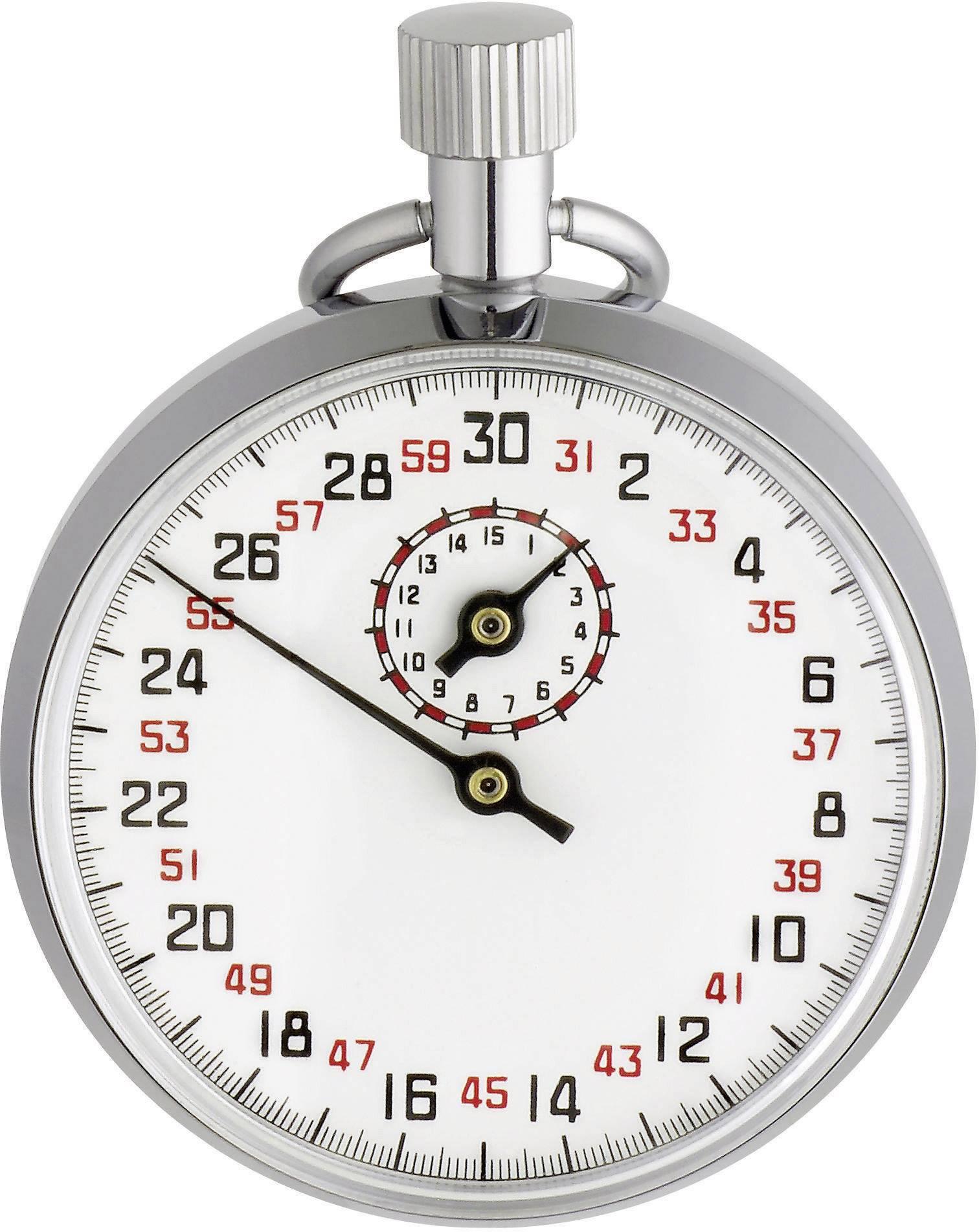 TFA 38 1021 Analogue stopwatch Silver   Conrad com