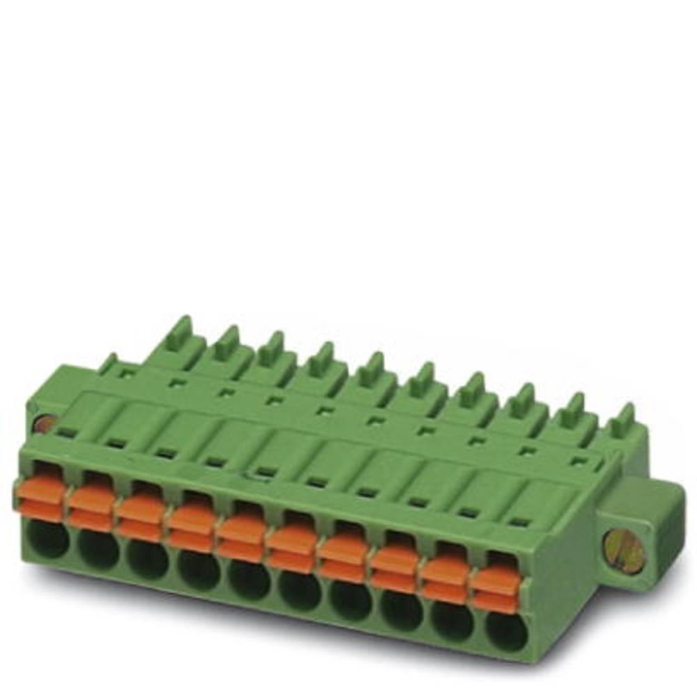Tilslutningskabinet-kabel FMC Samlet antal poler 16 Phoenix Contact 1966237 Rastermål: 3.50 mm 50 stk