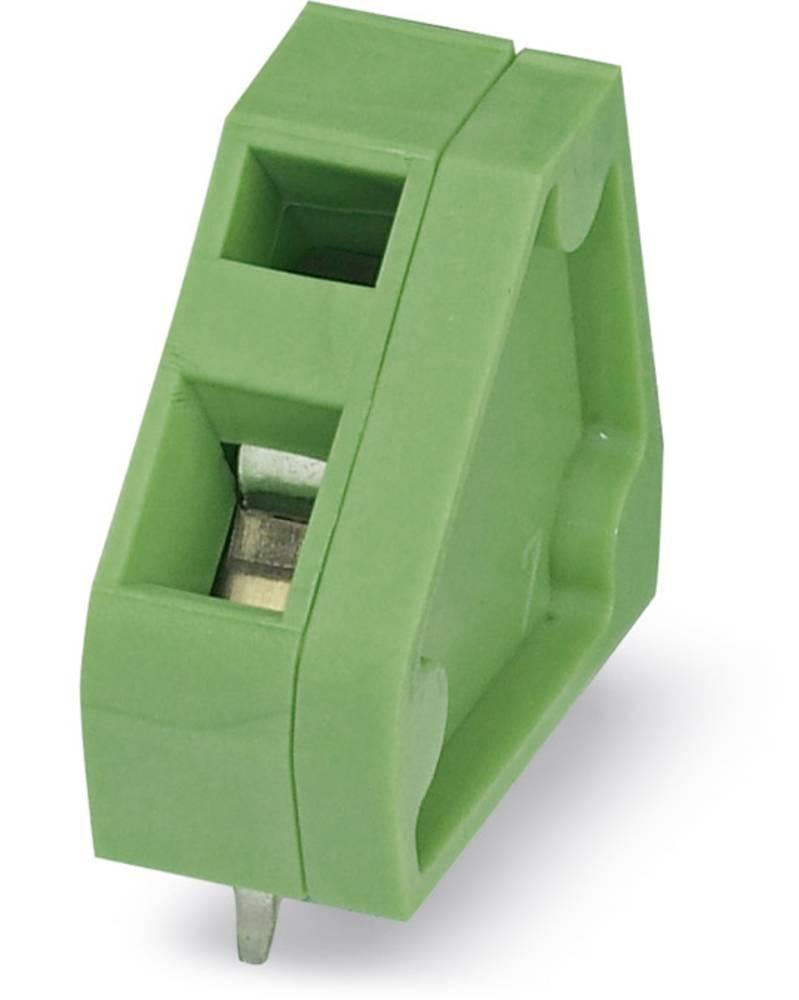Fjederkraftsklemmeblok Phoenix Contact ZFKDSA 1,5-7,62 1.50 mm² Poltal 1 Grøn 250 stk
