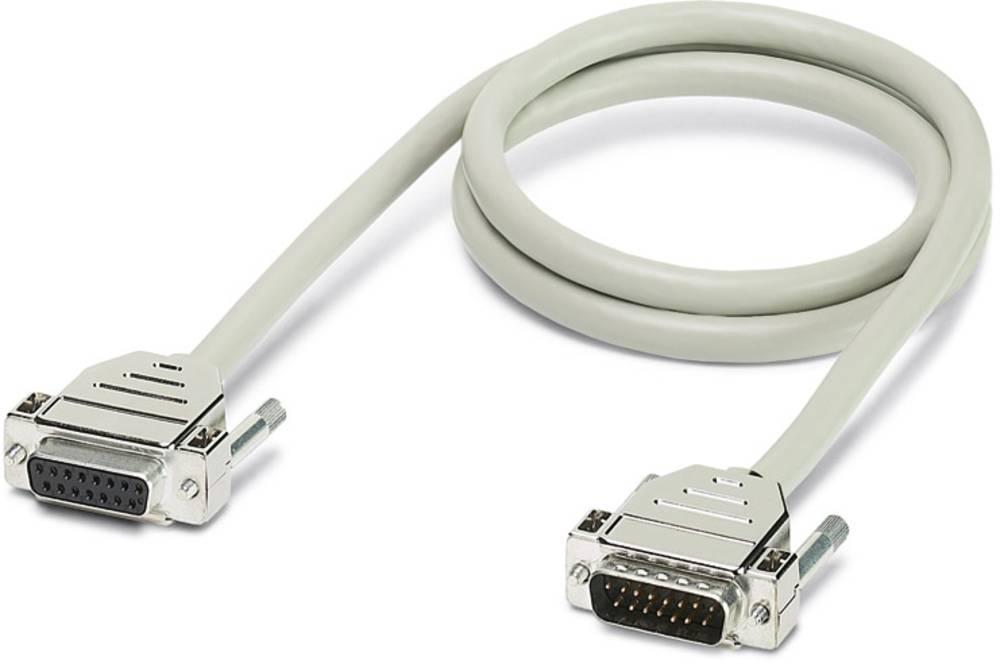 CABLE-D37SUB/B/S/300/KONFEK/S - Kabel CABLE-D37SUB/B/S/300/KONFEK/S Phoenix Contact vsebina: 1 kos