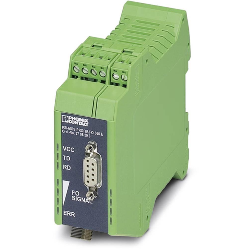 Optički pretvarač Phoenix Contact PSI-MOS-PROFIB/FO 660 E optički pretvarač