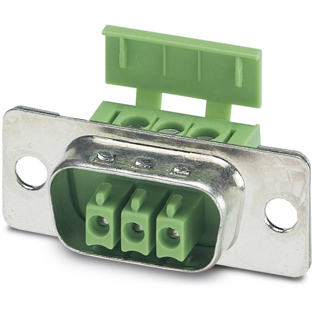 Stiftkabinet-kabel PSC Samlet antal poler 3 Phoenix Contact 1841909 Rastermål: 3.50 mm 50 stk
