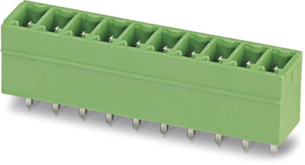 Stiftkabinet-printplade MCV Samlet antal poler 16 Phoenix Contact 1803565 Rastermål: 3.81 mm 50 stk