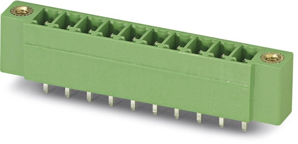 Pinsko ohišje za tiskano vezje MCV Phoenix Contact 1830732 raster: 3.81 mm 50 kosov