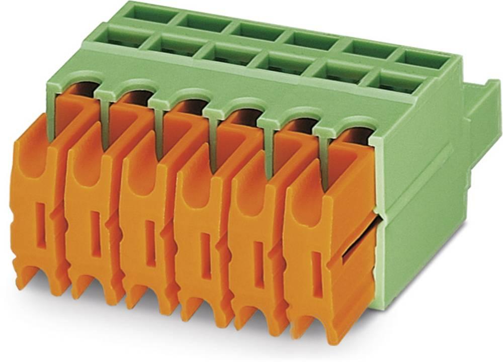 Tilslutningskabinet-kabel QC Samlet antal poler 2 Phoenix Contact 1921670 Rastermål: 5 mm 50 stk