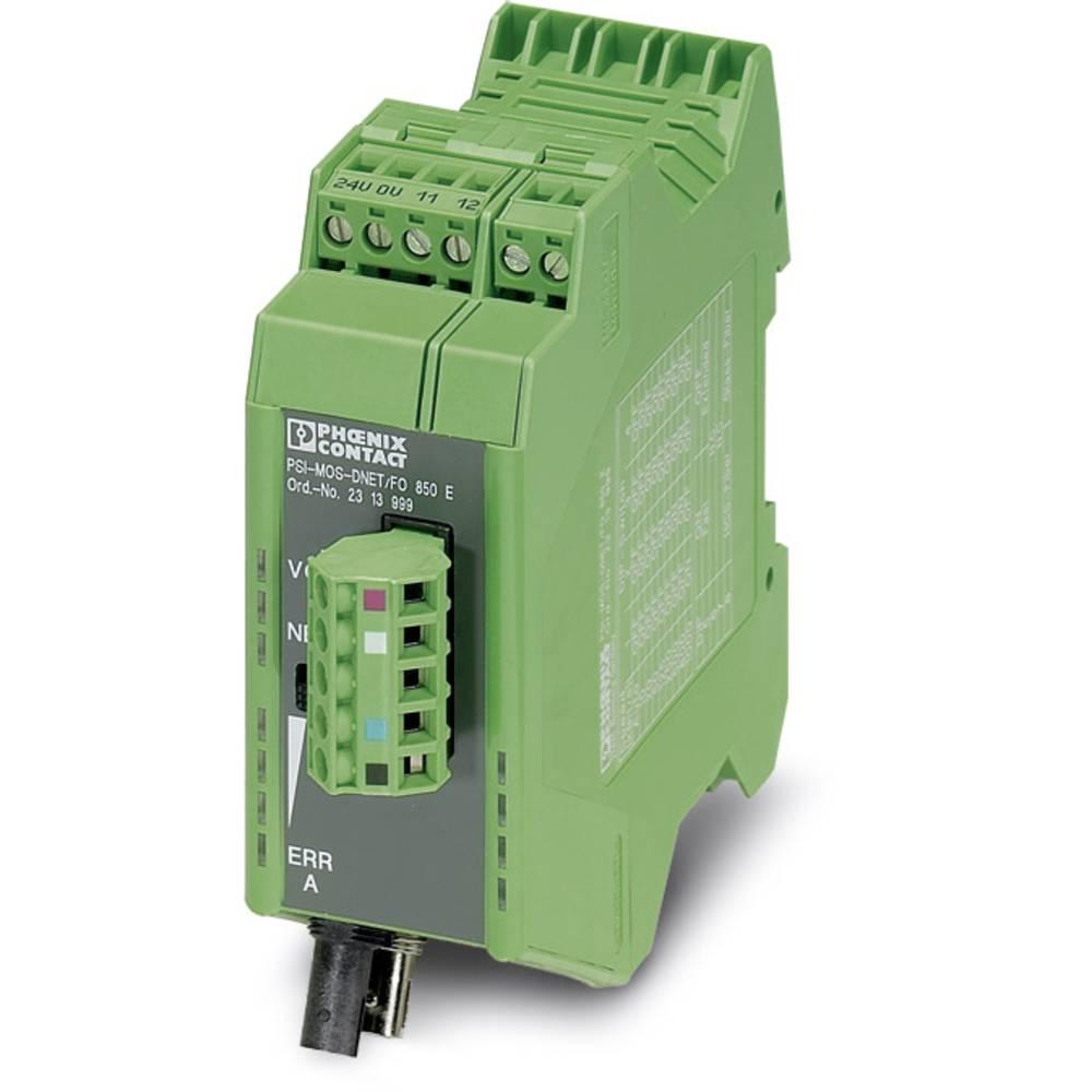 Optički pretvarač Phoenix Contact PSI-MOS-DNET/FO 850 E optički pretvarač